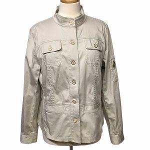 JONES NEW YORK Safari Style Jacket
